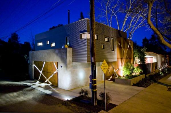 design ideen haus garage bauen
