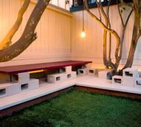 10 günstige DIY Projekte für den Außenbereich