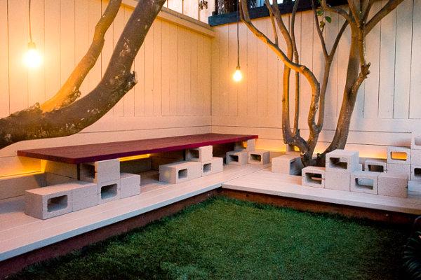diy projekte f r den au enbereich 10 preiswerte beispiele. Black Bedroom Furniture Sets. Home Design Ideas