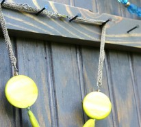 Schmuckschrank selber bauen – DIY Schmuckaufbewahrung Ideen