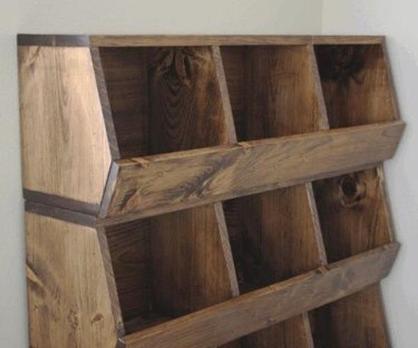 schuhregal selbst bauen holz. Black Bedroom Furniture Sets. Home Design Ideas