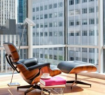 Eames Beistelltisch dekoideen für moderne beistelltische aus holz und metall