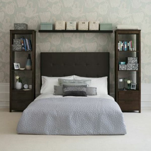 50 reizende schlafzimmergestaltung ideen. Black Bedroom Furniture Sets. Home Design Ideas