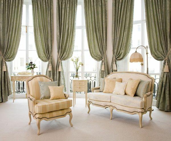 gardinen ideen mit pfiff die vorh nge sind mehr als eine. Black Bedroom Furniture Sets. Home Design Ideas