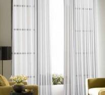 Schöpfen Sie Gardinen Ideen und kreieren Sie eine lebhafte Atmosphäre bei Ihnen zu Hause