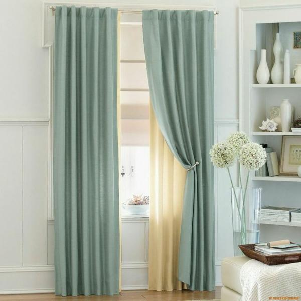 Gardinen Ideen mit Pfiff   die Vorhänge sind mehr als eine Fensterdeko