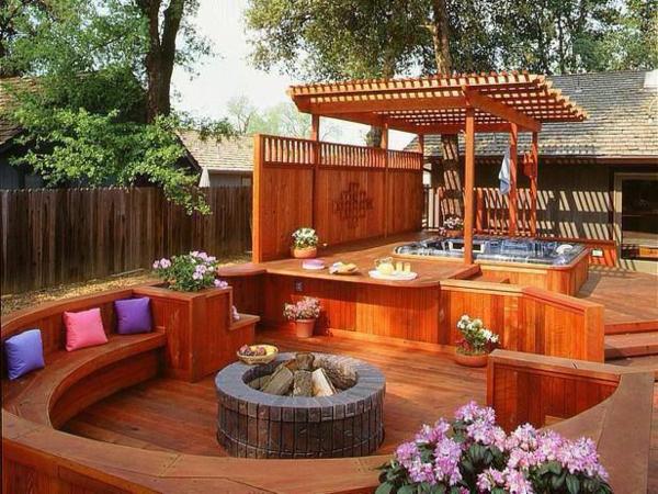 40 gartengestaltung ideen für ihre phantasie, Gartenarbeit