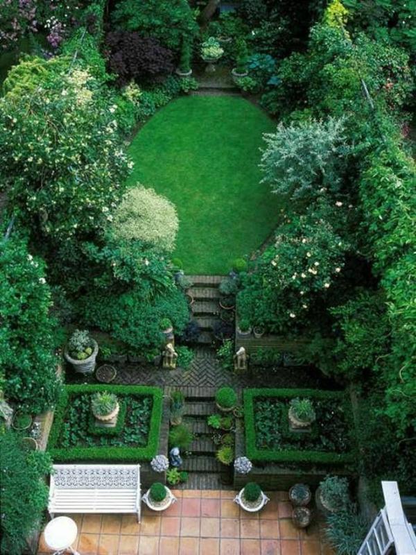 40 gartengestaltung ideen für ihre phantasie, Garten und erstellen