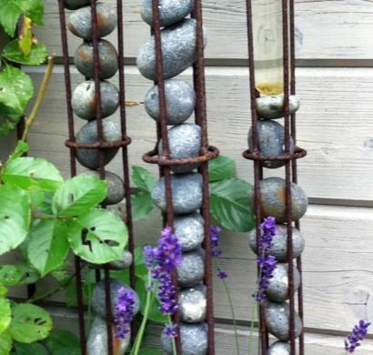 9 kreative ideen für gartengestaltung im industriellen stil, Garten ideen