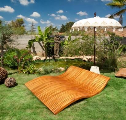 Holzliege garten  Garten Loungemöbel - 8 traumhafte Sofas für den Außenbereich