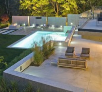 Moderne Gartenzäune schaffen Sichtschutz im Außenbereich