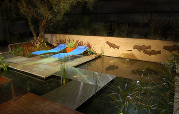 gartengestaltung ideenGarten Loungemöbel gartenbeleuchtung außenbereich gestalten