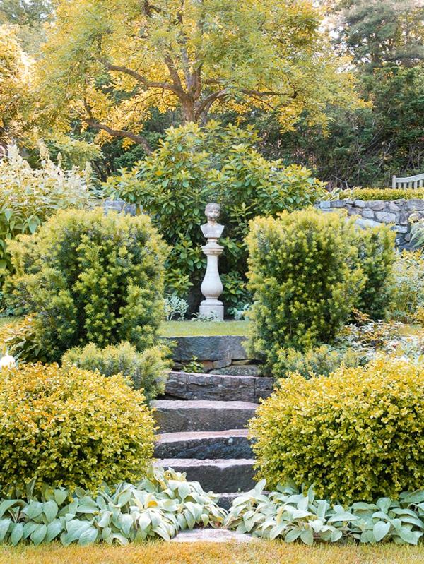 Gartengestaltung am Hang - Wie können Sie einen Hanggarten ...