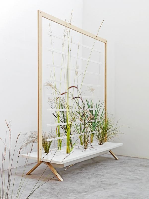 gartengestaltung modern Garten und Landschaft idee auffallend pflanzen