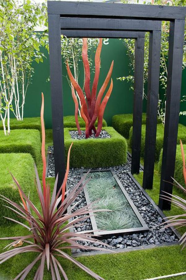 trendy ideen f r garten und landschaft moderne. Black Bedroom Furniture Sets. Home Design Ideas