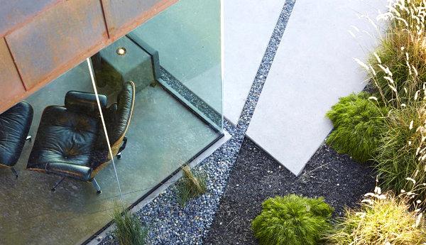gartengestaltung und  landschaftsbau xeriscaping gartenideen wassersparend