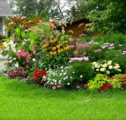 Gartengestaltungsideen U2013 Bilder Zur Gartendeko