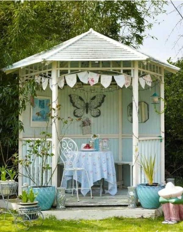 gartenpavillon holz konstruktion. Black Bedroom Furniture Sets. Home Design Ideas