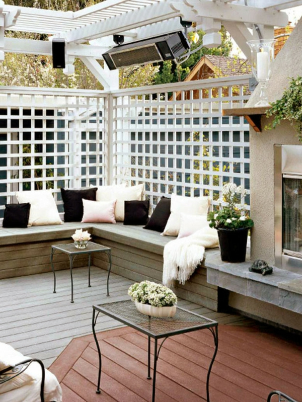 50 gartenlauben aus holz gartenpavillon selber bauen. Black Bedroom Furniture Sets. Home Design Ideas