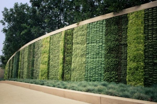 geometrisch bestimmte gartengestaltung ideen, Gartenarbeit ideen