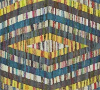 Farbige Muster für das Innendesign – Modetrends 2014