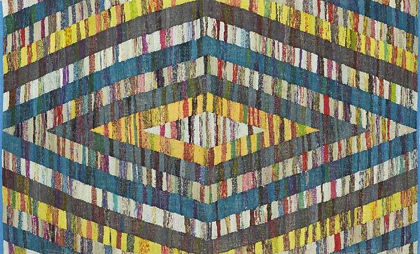 geometrischer teppich diamante modetrends 2014