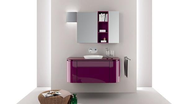 minimalistische badezimmer ideen mit auff lliger sthetik