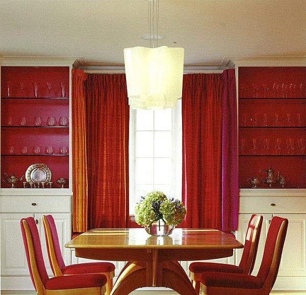 glasregale modern esszimmer design ideen