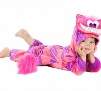 Grinsekatze Kostüm – Alice im Wunderland für Kinder und Jugendliche