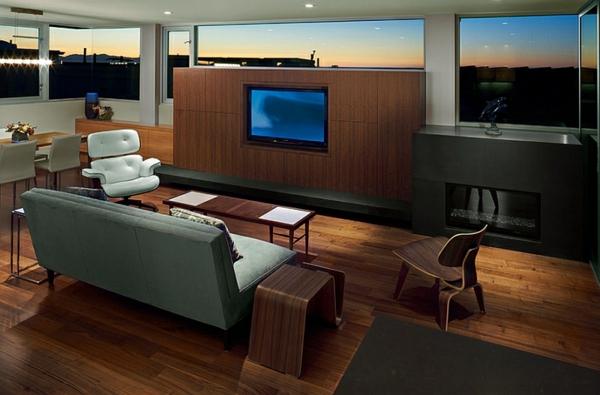 großartig nebentisch fenster wohnzimmer sofa wohnwand