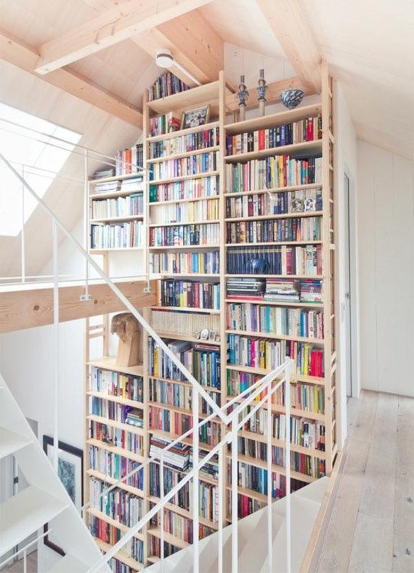 Gemutlich Machen :  machenStilvolle Bücherregalsysteme machen Ihr Haus gemütlich
