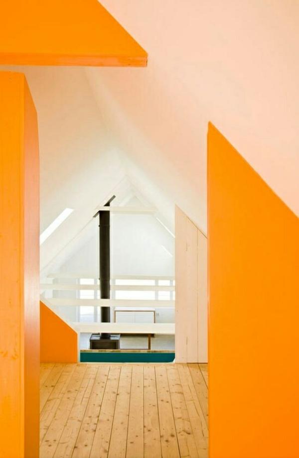 20 wohnideen für schöne farbgestaltung im flur - Flur Streichen Welche Farbe