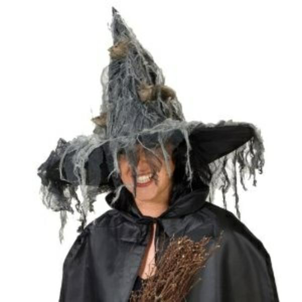 hexenhut karnevalskostüme fasching ideen