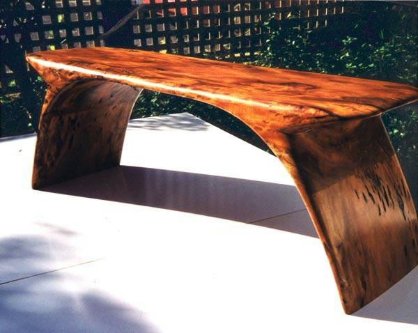 Geliebte Holzbank selber bauen - gemütliche Sitzecke für Ihren Garten &RR_92