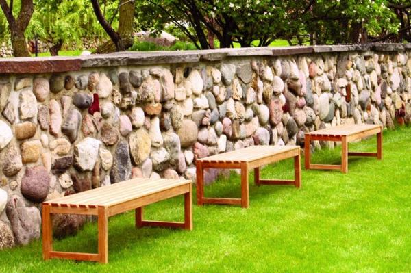 Gut bekannt Holzbank selber bauen - gemütliche Sitzecke für Ihren Garten TO84