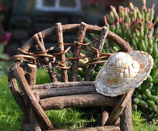 Holzbank selber bauen gem tliche sitzecke f r ihren garten for Gartengestaltung vintage