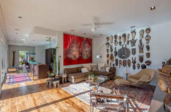 inneneinrichtung ideen wohnzimmer moderne architektur häuser wohnideen