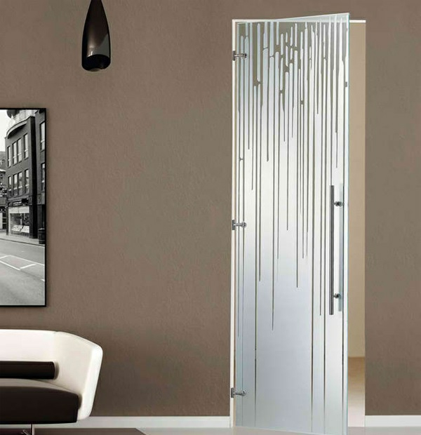 innentüren aus glas design