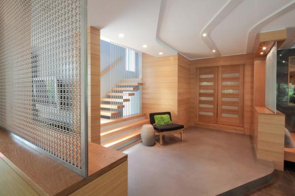interior design ideen metall und holz