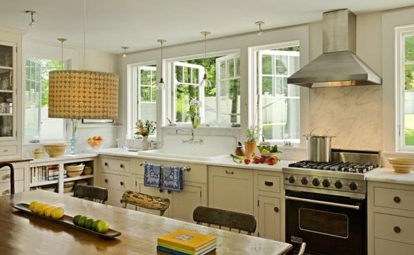 küche einrichtungsideen geräte kücheninsel
