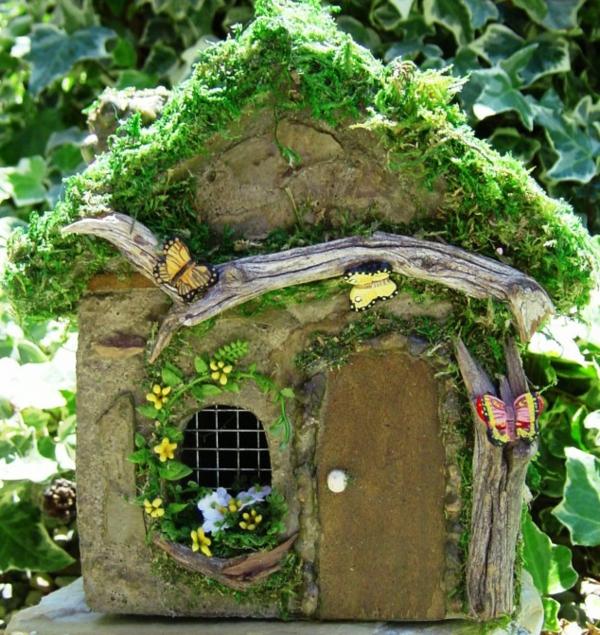 14 fabelhafte miniatur garten - dekorieren sie mit phantasie, Best garten ideen