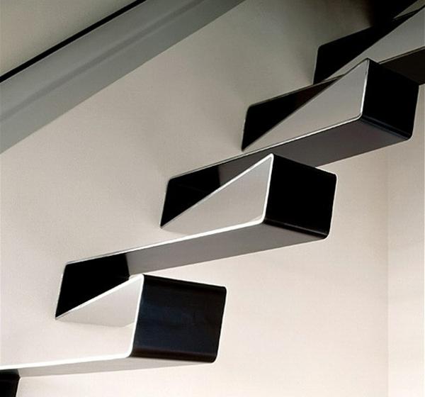 Einmalige und kreative designideen für treppen
