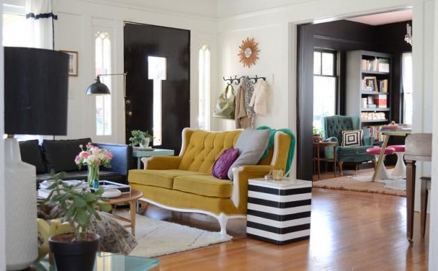 Coole deko ideen f r sie kreative und preiswerte wohnideen for Living room west 6 brooklyn