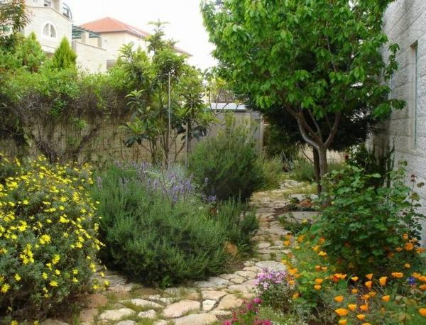 Mediterrane Gartengestaltung 45 Gartenideen Und Gartenm Bel