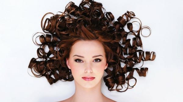locken haarstyling frisuren für lockiges haar