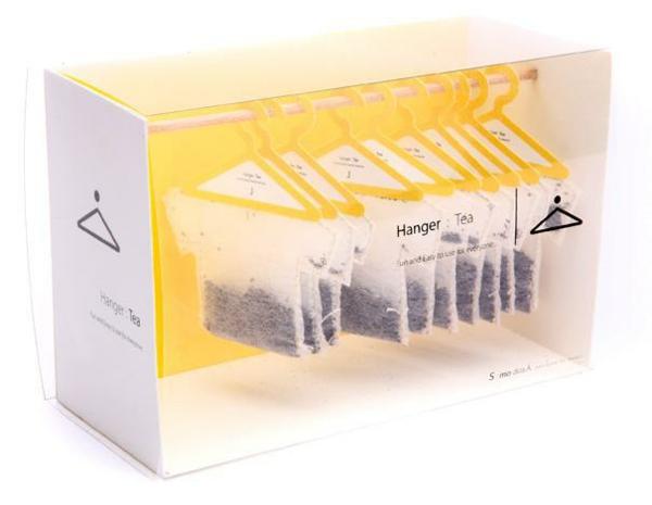 kleiderbügel Geschenkverpackungen teetüte