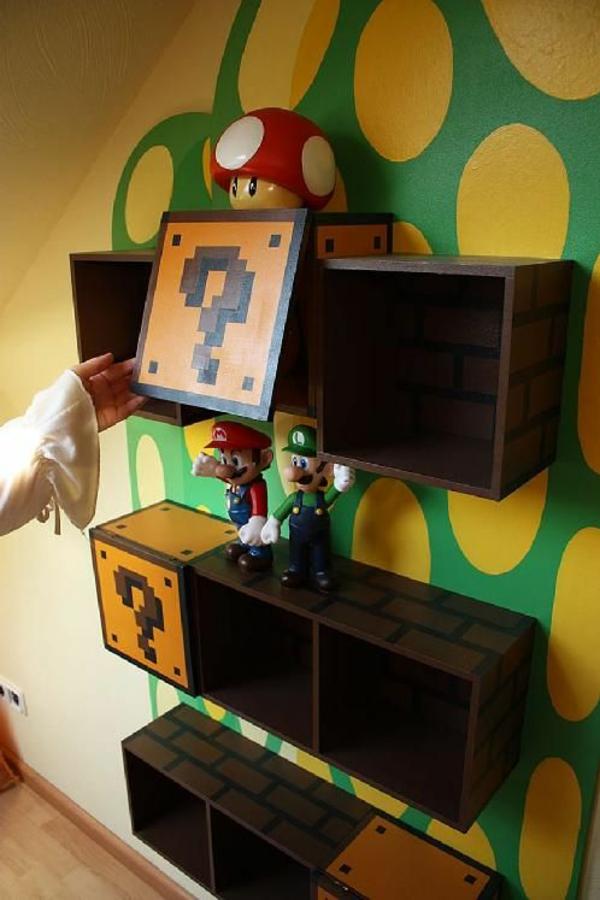 Wandregal kinderzimmer selber bauen  Wandregal selber bauen - fordern Sie Ihre Fähigkeiten heraus!