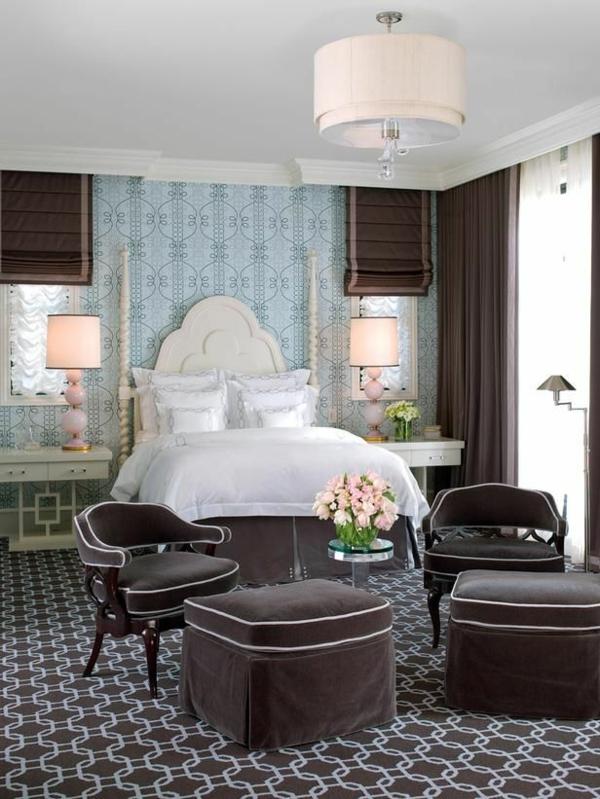 2017 Luxus Schlafzimmer Lila