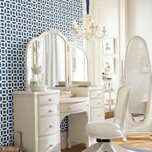 trendy originelle wandgestaltung im jugendzimmer. Black Bedroom Furniture Sets. Home Design Ideas