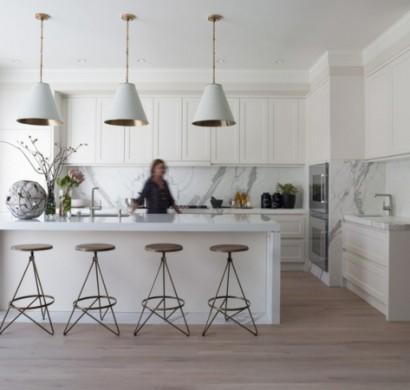 Moderne Weiße Küchen U2013 Kücheneinrichtung In Weiß Planen